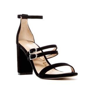 Sam Edelman Tammie Ankle Strap Suede Sandal